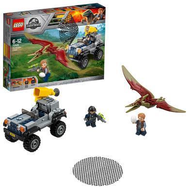 樂高侏羅紀世界系列 75926翼龍大追擊 LEGO