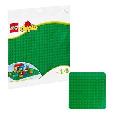 乐高得宝系列 2304 得宝创意拼砌板 LEGO DUPLO 大颗粒积木玩具
