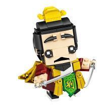 LOZ/俐智小颗粒拼插积木儿童益智玩具男孩子6-7-8-10岁砖头人新品