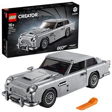 乐高积木  创意百变高手系列 粉丝收藏款男孩女孩生日礼物16岁+ Aston Martin DB5跑车10262