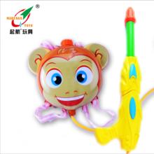 啟航猴臉背包水槍QH-4789