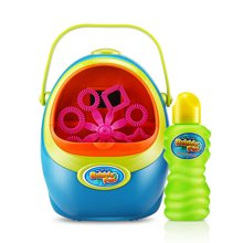 全自动电动泡泡玩具 泡泡机吹泡泡水枪儿童玩具多泡电动吹泡泡机