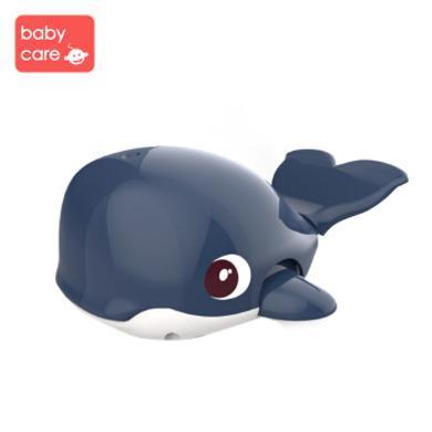 babycare洗澡玩具 嬰兒洗澡玩具套裝 寶寶洗澡神器玩具 防水電池 遇水自動游7366/7367