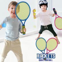 樂心多 兒童健身體育玩具兒童戶外健身器材 戶外活動玩具網球拍 jswj07