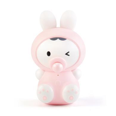 樂心多 兒童早教機0-3-6-9周歲寶寶胎教兔子音樂智能玩具嬰兒故事機玩具 yrwj66