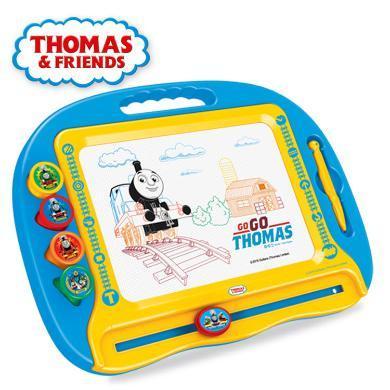 萌牛星 ?#26032;?#26031;儿童磁性画板画画板多功能彩色涂鸦磁力写字板益智玩具礼物