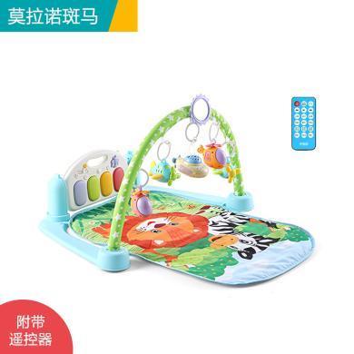 Onshine 婴儿健身架器游戏垫?#20449;?#23401;宝宝?#30424;じ智?#24188;儿玩具