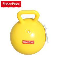 费雪4寸摇铃球宝宝玩具球0-2岁婴儿手抓球皮球小新生儿幼儿