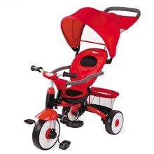 澳贝 四合一三轮车 宝宝幼儿手推车 婴儿手推车便携 安全 遮阳