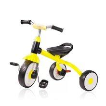 澳贝欢乐骑行三轮车多功能童车儿童自行车 脚踏车