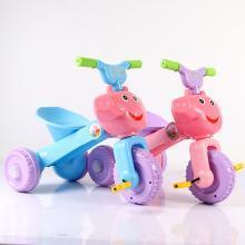 樂心多 兒童三輪車腳踏車小孩自行車1-3-6歲寶寶玩具單車 jswj11