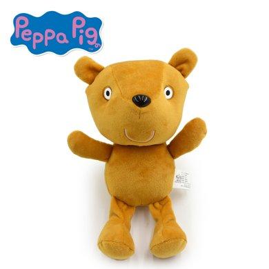 佩佩豬喬治豬恐龍先生小豬佩奇的泰迪熊玩偶毛絨玩具兒童生日禮物