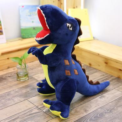 恐龍公仔毛絨玩具大號霸王龍抱枕布娃娃90CM兒童生日禮物男孩YYT032