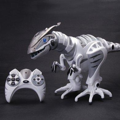 佳奇侏羅紀來襲變型恐龍可語音對話仿真智能電動遙控玩具320S278BLX