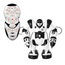 佳奇會跳江南style對話打拳羅本艾特遙控X5智能機器人323+278BLX
