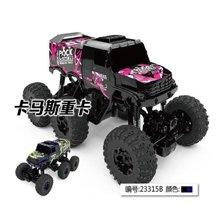 健丰源超大遥控车越野攀爬车六驱大脚充电儿童男孩玩具赛车