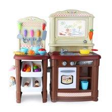 贝恩施儿童过家家厨房玩具做饭仿真过家家玩具宝宝厨具套装男女孩