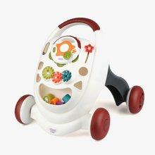 贝恩施婴儿多功能学步车玩具6-18月 宝宝滑行手推车助力车防侧翻