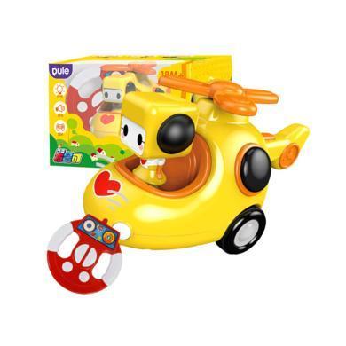 葡萄科技 百變布魯可遙控車玩具迷你兒童卡通無線電動- 可可遙控飛機