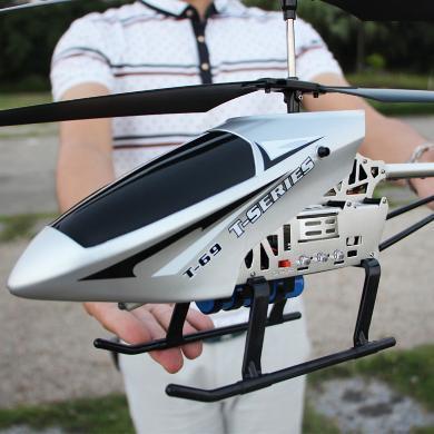 樂心多 高品質超大型遙控飛機 耐摔直升機充電玩具飛機模型無人機飛行器 ykdd35