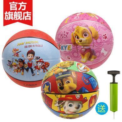 汪汪隊立大功兒童小皮球幼兒園專用拍拍球嬰幼兒寶寶橡膠籃球玩具