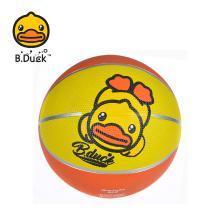 正版小黄鸭B.DUCK儿童3号橡胶球