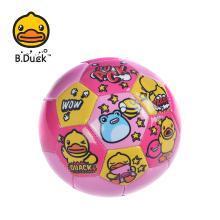 正版小黄鸭B.DUCK儿童2号足球