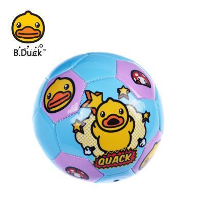 BDB82002-G 正版小黃鴨B.DUCK兒童2號足球