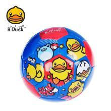 BDB82003-B正版小黄鸭B.DUCK儿童3号足球