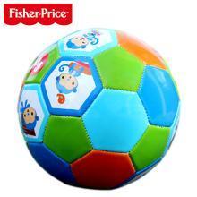 费雪橡胶拍拍球儿童球幼儿园专用婴儿宝宝足球球类玩具男孩