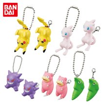 Bandai万代正版扭蛋 神奇宝贝口袋妖怪类似的吉祥物2 现货 单款随机1个