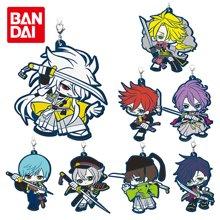 Bandai万代正版玩具 刀剑乱舞 第四弹 橡胶人物挂件吊饰扭蛋 现货