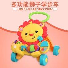 宝宝早教益智多功能手推车婴儿学步车 助步车带音乐幼儿学步ABB903
