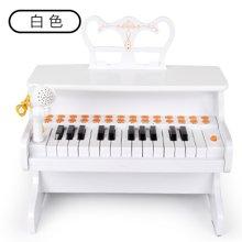 兒童仿真鋼琴電子琴 多功能早教益智玩具 帶麥克風可插電玩具ABB1701