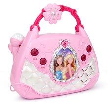 梦幻音乐手提袋 女孩过家家仿真手提包玩具 多功能音乐包带话筒ABB1706