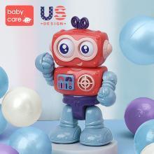babycare宝宝机器人玩具男孩 1-2-3周岁儿童早教益智女孩人偶玩具 7382 里瑟米/卡洛红
