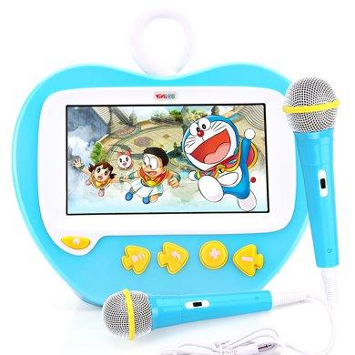 益米蛋優蛋故事機可充電下載卡拉OK觸屏早教機寶寶益智0-3-6歲