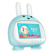 贝恩施糖果兔早教机故事学习机视频机触屏护眼卡拉OK唱歌3-6岁蓝牙升级