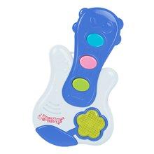 婴侍卫声光音乐小吉他 动感小吉他乐器 仿真婴幼儿声光玩具YSWC303