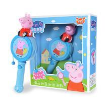 小猪佩奇婴儿拨?#26031;?#23453;宝手摇鼓音乐玩具12个月?#20449;?#23401;益智儿童玩具