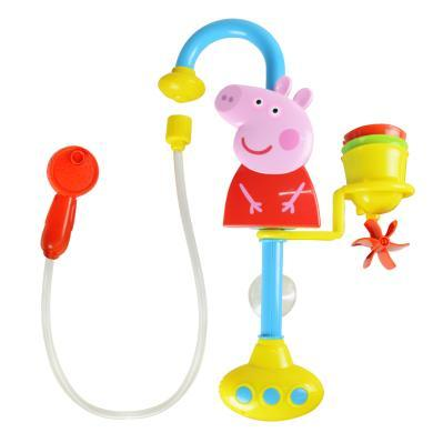 小猪佩奇的沐浴组合儿童喷水类花洒乐趣水龙头戏水沐浴玩具