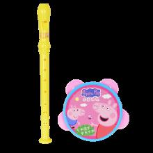 小猪佩奇儿童笛子摇铃音乐玩具口哨1-3岁宝宝幼儿园早教吹奏乐器
