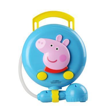 小豬佩奇小花灑寶寶洗澡玩具防水電動噴水花灑嬰幼兒戲水玩具