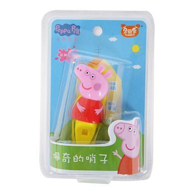 小豬佩奇口哨玩具寶寶生日禮物卡通口哨兒童益智幼兒園派對抖音