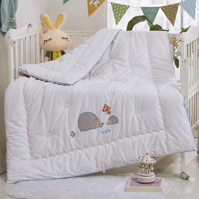 妈唯乐Marvelous kids全棉绣花被芯婴幼儿被子幼儿园纯棉棉花被芯