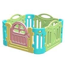 儿童婴儿游戏围栏宝宝爬行垫学步护栏安全栅栏家用室内游乐场