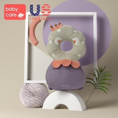 babycare嬰兒防摔枕 頭部防撞保護墊學步防摔 寶寶學步護頭帽 5166嬰兒防摔枕
