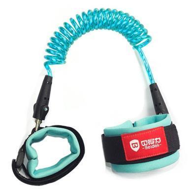 貝得力 寶寶防走失帶牽引繩溜娃神器防丟繩兒童安全反光款1.5米防丟繩