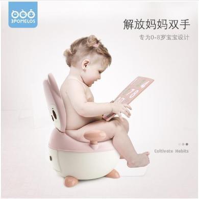 三个柚子婴儿坐便器儿童马桶坐便器男女小孩婴儿用便盆宝宝坐便器