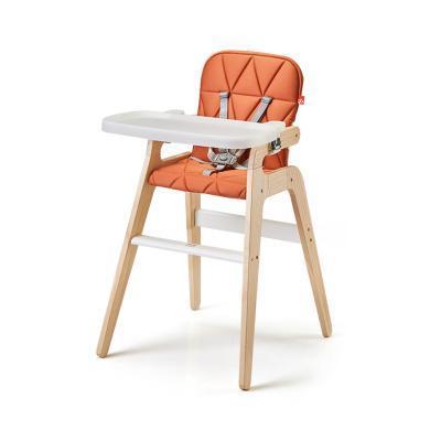 好孩子(gb)實木多功能組合餐椅 木質 兒童餐椅 MY180(6-36個月)